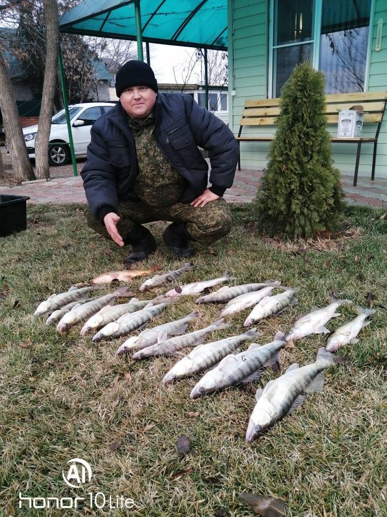 На рыбалку в астрахань что брать